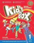 Kid's Box Level 1 Pupil's Book British English - Book