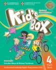 Kid's Box Level 4 Pupil's Book British English - Book