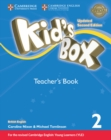 Kid's Box Level 2 Teacher's Book British English - Book