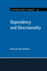 Dependency and Directionality - Book