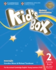 Kid's Box Level 2 Activity Book with Online Resources British English - Book