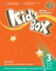Kid's Box Level 3 Activity Book with Online Resources British English - Book