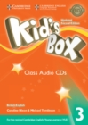 Kid's Box Level 3 Class Audio CDs (3) British English - Book