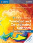 Cambridge IGCSE (R) Combined and Co-ordinated Sciences Chemistry Workbook - Book