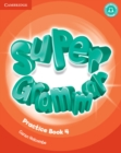 Super Minds Level 4 Super Grammar Book - Book