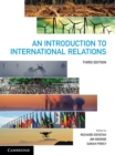 An Introduction to International Relations - Book