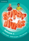Super Minds Level 3 Flashcards (Pack of 83) - Book