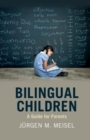 Bilingual Children : A Guide for Parents - Book