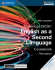 Cambridge IGCSE (R) English as a Second Language Coursebook with Cambridge Elevate Enhanced Edition (2 Years) - Book