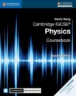 Cambridge International IGCSE : Cambridge IGCSE (R) Physics Coursebook with CD-ROM and Cambridge Elevate Enhanced Edition (2 Years) - Book