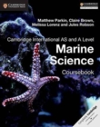 Cambridge International AS and A Level Marine Science Coursebook - Book