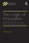 The Logic of Innovation : Intellectual Property, and What the User Found There - eBook