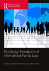 Routledge Handbook of International Family Law - eBook