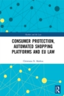 Consumer Protection, Automated Shopping Platforms and EU Law - eBook