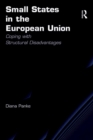 Small States in the European Union : Coping with Structural Disadvantages - eBook