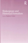 Shakespeare and Historical Formalism - eBook