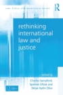 Rethinking International Law and Justice - eBook