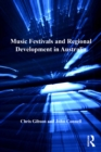 Music Festivals and Regional Development in Australia - eBook