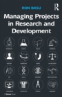 Managing Projects in Research and Development - eBook