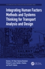 Integrating Human Factors Methods and Systems Thinking for Transport Analysis and Design - eBook