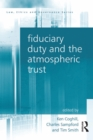 Fiduciary Duty and the Atmospheric Trust - eBook