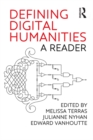 Defining Digital Humanities : A Reader - eBook