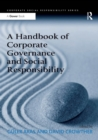 A Handbook of Corporate Governance and Social Responsibility - eBook