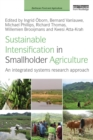 Sustainable Intensification in Smallholder Agriculture : An integrated systems research approach - eBook