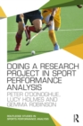 Doing a Research Project in Sport Performance Analysis - eBook