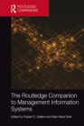 The Routledge Companion to Management Information Systems - eBook