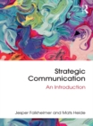 Strategic Communication : An Introduction - eBook