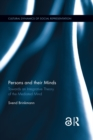 Persons and their Minds (Open Access) : Towards an Integrative Theory of the Mediated Mind - eBook