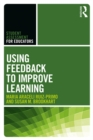Using Feedback to Improve Learning - eBook