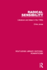 Radical Sensibility : Literature and Ideas in the 1790s - eBook