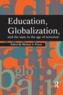 Education, Globalization and the State in the Age of Terrorism - eBook