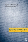Critical Literacy : What Every American Needs to Know - eBook
