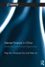 Internet Finance in China : Introduction and Practical Approaches - eBook