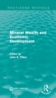 Mineral Wealth and Economic Development - eBook