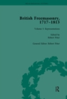 British Freemasonry, 1717-1813 Volume 5 - eBook