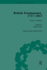 British Freemasonry, 1717-1813 Volume 4 - eBook