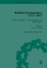 British Freemasonry, 1717-1813 Volume 3 - eBook