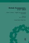 British Freemasonry, 1717-1813 Volume 2 - eBook