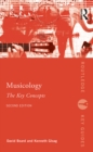 Musicology: The Key Concepts - eBook