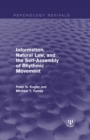 Information, Natural Law, and the Self-Assembly of Rhythmic Movement - eBook