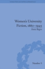 Women's University Fiction, 1880-1945 - eBook