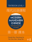 Modern Mandarin Chinese : The Routledge Course Textbook Level 1 - eBook