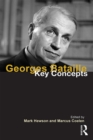 Georges Bataille : Key Concepts - eBook
