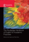 The Routledge Handbook of English for Academic Purposes - eBook