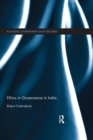 Ethics in Governance in India - eBook
