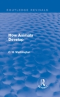How Animals Develop - eBook